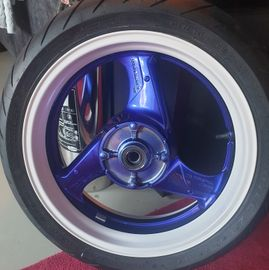 Honda VTR firestorm white pearl blue candy 20
