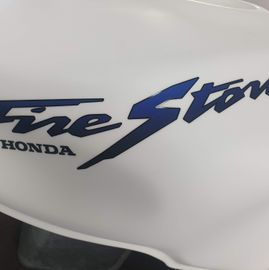 Honda VTR firestorm white pearl blue candy 26
