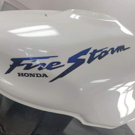 Honda VTR firestorm white pearl blue candy 34